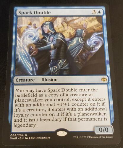 Spark Double-War Of The Spark QUASE PERFEITO//ESTADO PERFEITO NUNCA TOCADO Inglês Mtg