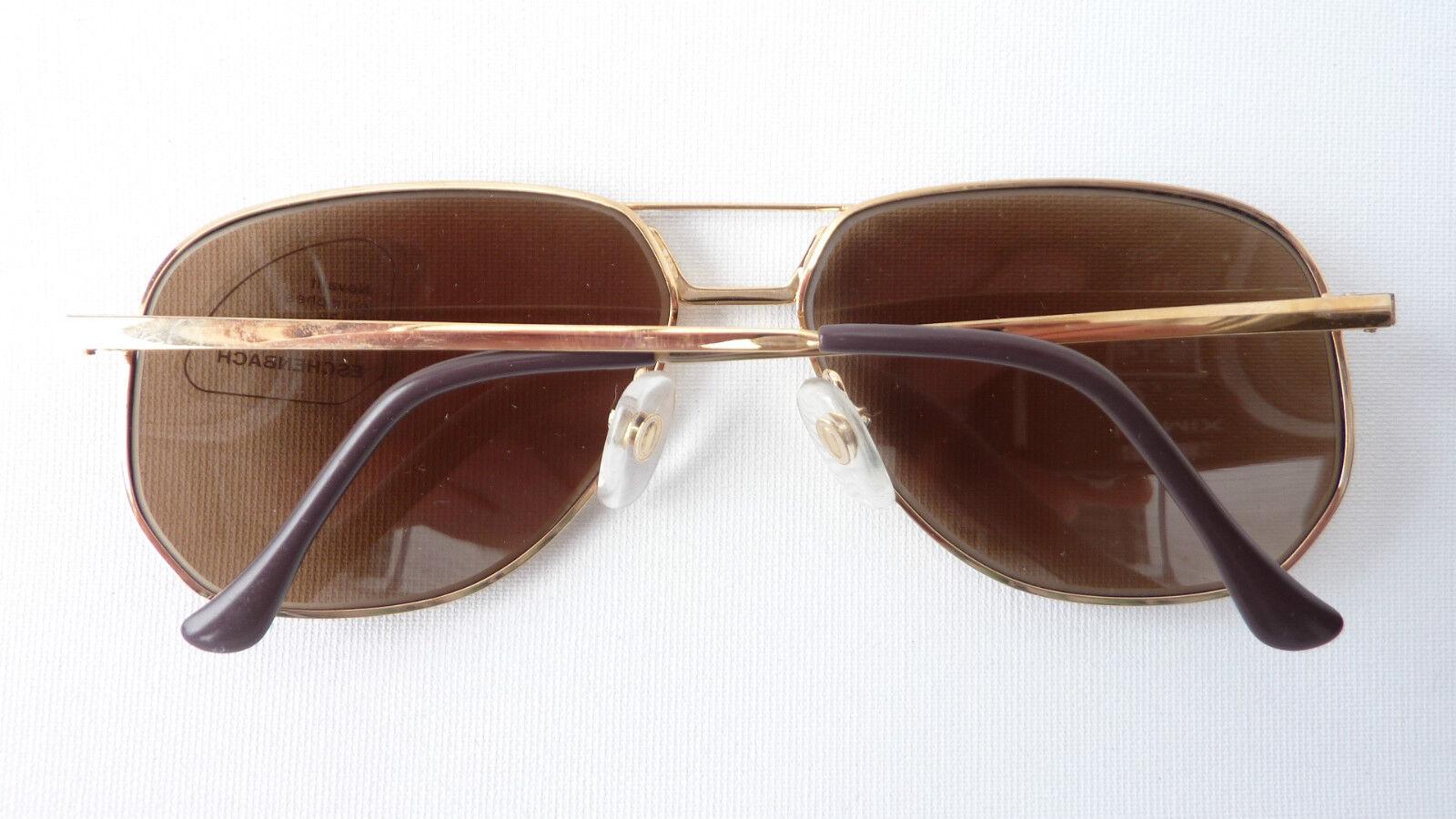 Eschenbach Sonnenbrille sportlich biFarbe biFarbe biFarbe Metall 100% UV Herren Doppelsteg Gr. L    | Authentisch  2f2053