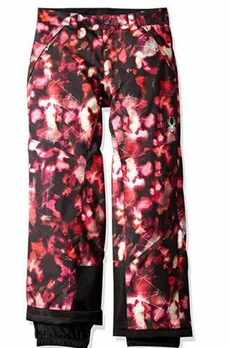 NWT Ski Snowboarding Pants Girl/'s Size 18 Spyder Girls Olympia Pants