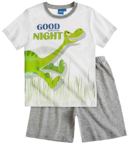 Garçon Officiel The Good Dinosaur à manches courtes pyjama t-shirt short 3-8Y