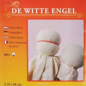 De Witte Engel Doll Under Jersey / Under Tricot / OnderTricot / Waldorf doll