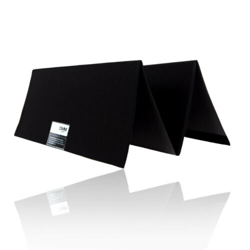 Omm DuoMat Noir Outdoor Duo Utilisation camping pliable antidérapante Sleeping Mat