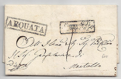 VertrauenswüRdig J130-stato Arquata PÄpstlichen-mÄrsche-pref Briefmarken X Montalto Eine GroßE Auswahl An Waren