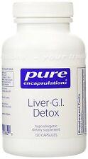 Pure Encapsulations Liver-G.I. Detox 120 vcaps - Detox