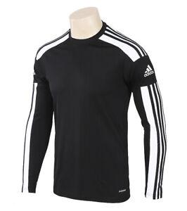 Adidas Squadra 21 Men's Long Sleeve Jersey Black GN5792