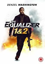 The Equalizer 1&2 [DVD]