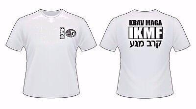 IKMF Krav-Maga Instructor Dri Fit T