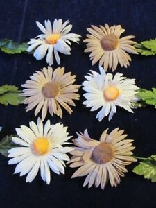 Vtg Shabby Millinery Flower Collection White Brown 4 Daisy W Pom Center H2363 Ebay If you're new to the series, please know you must watch the videos with the captions on, or you're missing out on important parts of the story. ebay