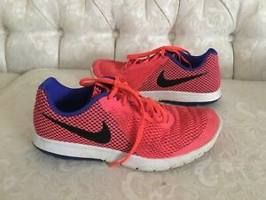 nike flex experience rosa mujer