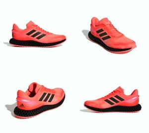Details about Adidas 4D Run 1.0 Pink / Black / Orange Running Shoes Mens Size 11 NIB FV6956