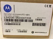 Motorola Symbol LS4208 Laser Usb Barcode Scanner Lettore RFID ls4208-sr20007zcr
