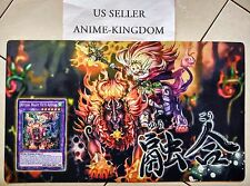 USA Seller Custom Anime Playmat Play Mat ritual beast ulti-apelio #580