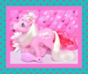 My-Little-Pony-MLP-G1-Vtg-Italy-Italian-Lickety-Split-Fortunato-Pink-NIRVANA