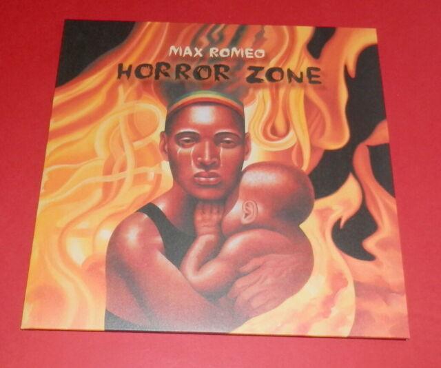 Max Romeo -- Horror Zone   -- 2LPs / Reggae