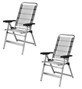 Dukdalf Quick Step 4.Details About X2 Pair Dukdalf Dynamic Folding Caravan Chair Grey Stripe 2019 Model