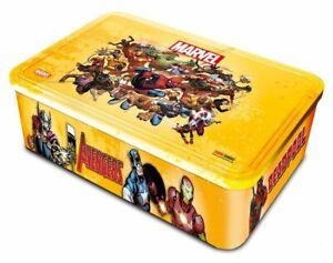 Marvel-Neustart-VARIANT-METALLBOX