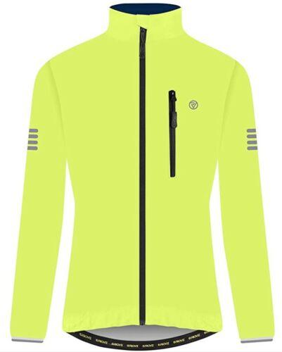 Proviz Men/'s and Womens Reflective Unisex Windproof Cycling Jacket Hi Visibility