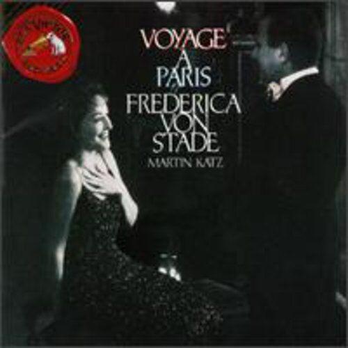 Frederica Von Stade - Voyage a Paris [New CD] Manufactured On Demand