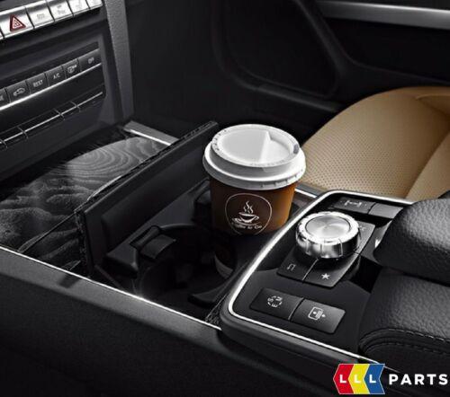 Neuf Véritable Mercedes Benz MB Classe E C207 Noir Porte-Gobelet A2076805250