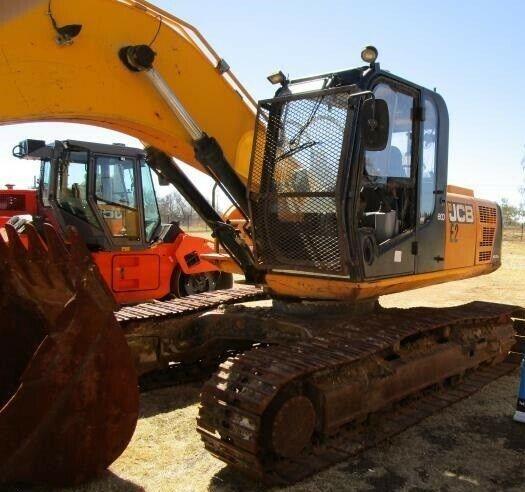 2013 JCB JS205LC Excavator