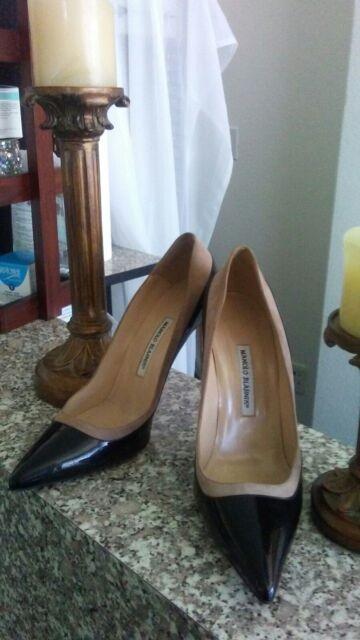 manolo blahnik heels size 42 Gorgeous !