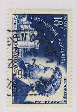 "FRANCE 1956 CAD POSTE AUTOMOBILE RURALE ""LESNEVEN C.P.N°2 / FINISTÈRE"" Yv.Nr1057"