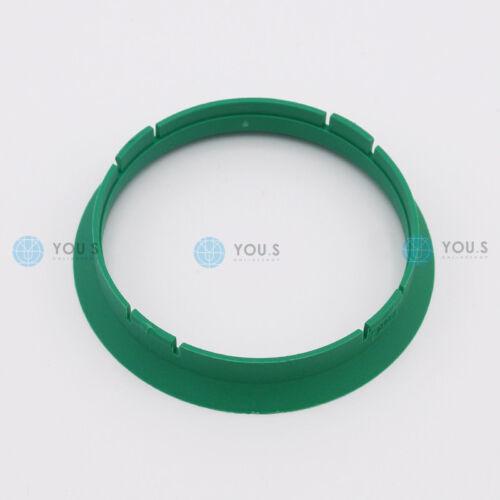 dBV 1 x anilla anillo distanciador para llantas de aluminio fz30 74,1-70,3 mm CMS