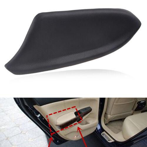 Black for Honda Accord 2008-2012 Sedan Front//Rear Left Driver Door Panel Armrest