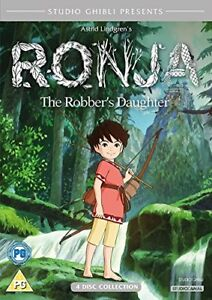 Ronja-The-Robber-039-s-Daughter-DVD-Region-2