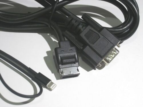 PIONEER CD-IV203 iPhone 5 5S 5C AppRadio VGA Interface Cable AVH-X3600BHS NEW VG