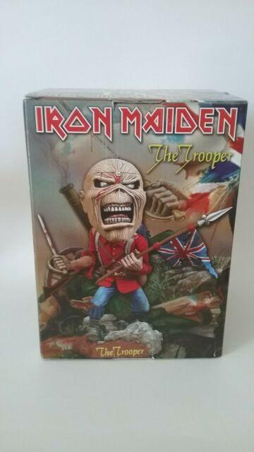 Eddie Trooper Headknocker Neca Iron Maiden 8 Inch