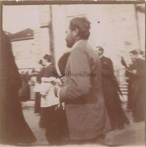 Siena Italia Foto Amateur Vintage Citrato Ca 1900 #4