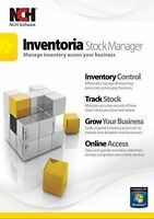 Inventoria Professional Inventory Software Corporate Edition Nch