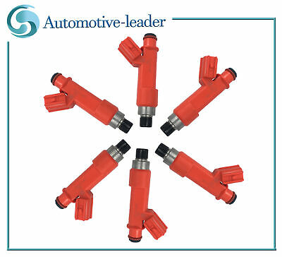 OEM 4XFuel Injectors For Toyota Prizm Corolla Vibe Spyder Matrix Celica 1ZZFE