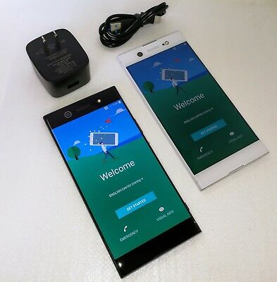 Sony - XPERIA XA1 Ultra G3223 4G LTE with 32GB Memory Cell Phone (Unlocked)