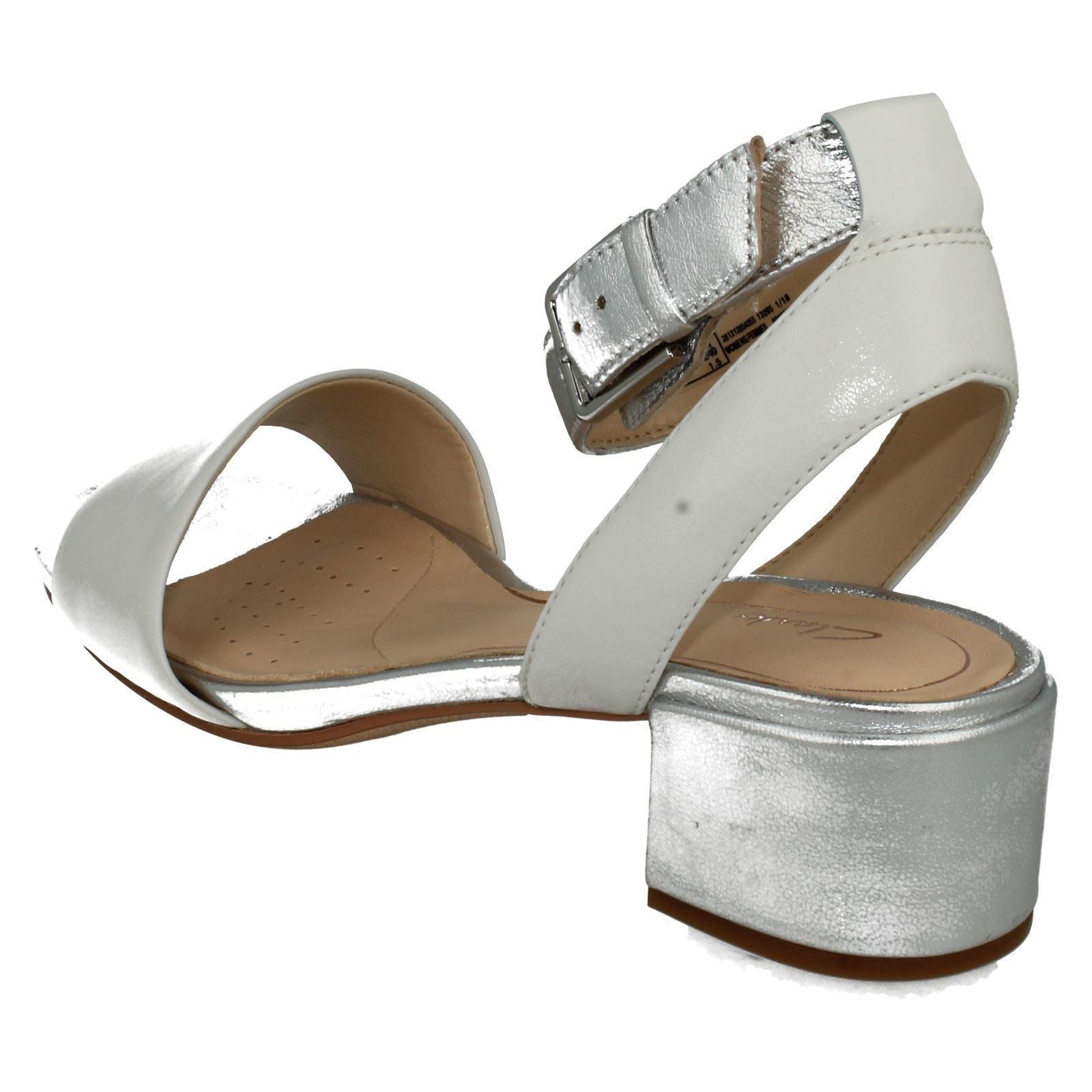 Donna Clarks Alto Cinturino Alla Caviglia Caviglia Alla Clarks Sandali Orabella Rosa 94ba13