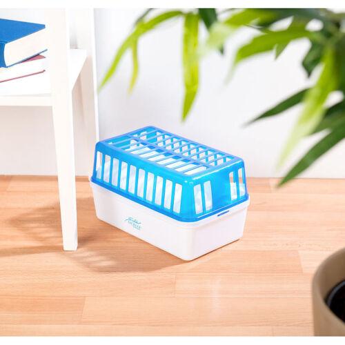 für Räume bis 50 m² bis 2,5 l Sichler Raumentfeuchter mit 1,2 kg Granulat