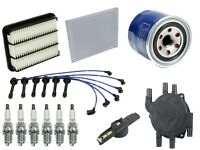 Mitsubishi Eclipse 3.0l V6 2002 To 10/2003 High Quality Tune Up Kit Filters Cap on Sale