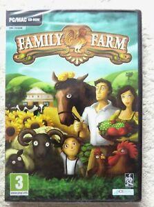 73442-Family-Farm-NEW-SEALED-PC-2011-Windows-XP