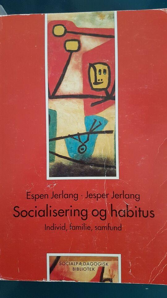 Socialisering og habitus, Espen Jerlang og Jesper