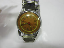 Vintage 1940's Cimier Men's Wrist Watch for Parts