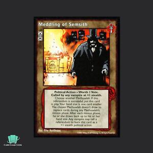 1x Magic of the Smith Vampire Eternal Struggle VTES Jyhad