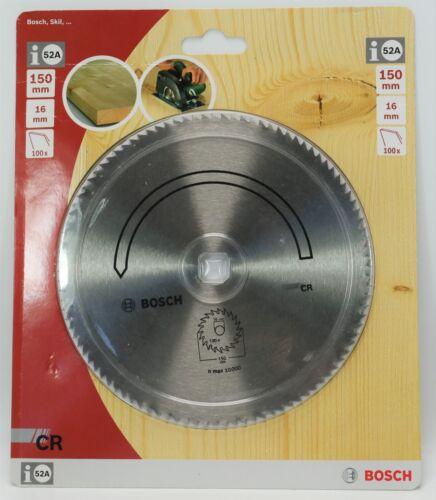130-210mm BOSCH Kreissägeblätter CR Sägeblatt Kreissägeblatt für Holz AUSWAHL