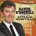 Live From Nashville by Daniel O'donnell CD 796539006728