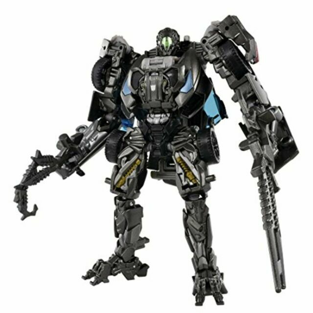 TAKARA TOMY TRANSFORMERS MOVIE THE BEST MB-15 LOCKDOWN ACTION FIGURE