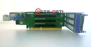 100% De Qualité € 55+iva Ibm 94y6704 Pcie Riser Card 2 (1x8 Fh/fl+2x8 Fh/hl) System X3650 M4 Adopter Une Technologie De Pointe