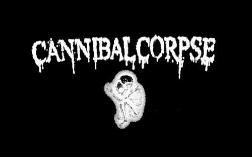 CANNIBAL CORPSE cd lgo BUTCHERED AT BIRTH FETUS Official Babydoll SHIRT MED new