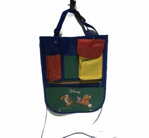 Darling-Seat-Back-Winnie-the-Pooh-Kids-Car-Organizer-Disney-pre-owned