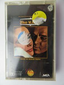 The V.I.P.s Soundtrack Miklos Rozsa (Cassette)