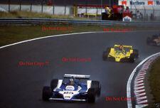 Jacky pela Ligier JS11 holandés Grand Prix 1979 fotografía 2